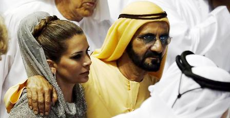 Princess Haya bint Hussein fled UAE, requests political