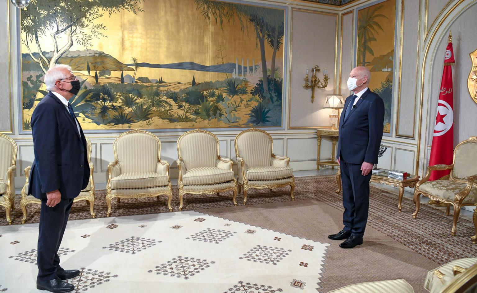 EUs Josep Borrell visits Baghdad, Erbil ahead of October